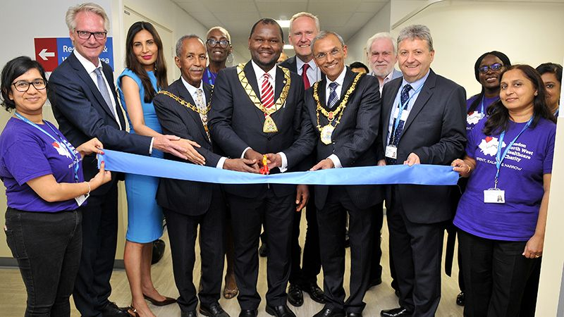 Pioneering Vascular Centre opens