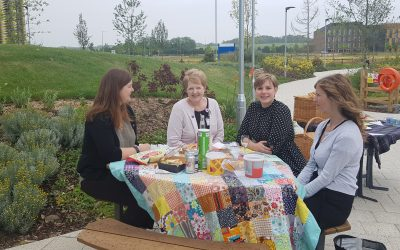 Community Sanctuary at Royal Papworth Hospital