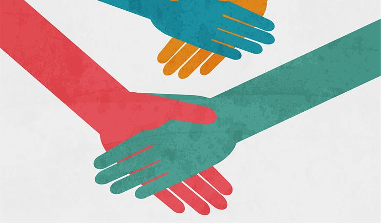 'Hand in hand' – NHS trusts and charities working in partnership