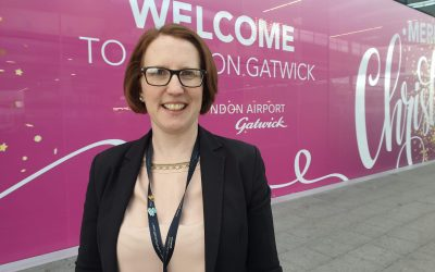SASH Charity flying to land staff support in becoming Gatwick Airport's newest charity partner