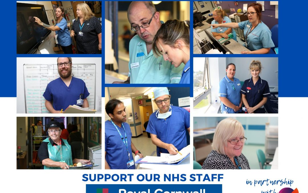 #KindCoffee supports NHS staff in Cornwall