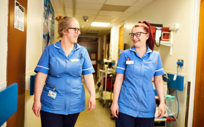 Financial boost to NHS staff hardship fund with Covid-19 Urgent Appeal grant