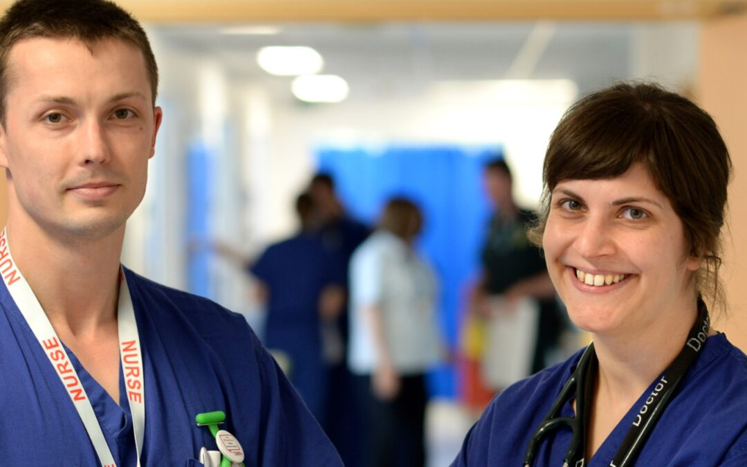 Appeal funds make long-term mental health support possible for NHS staff