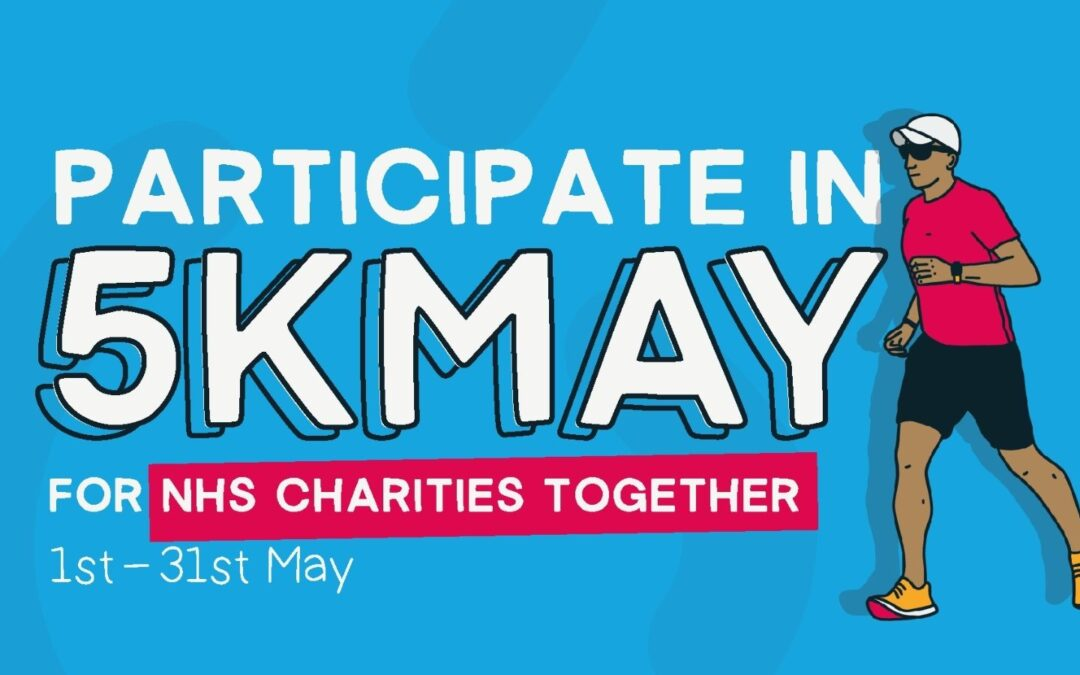 Make a difference for the NHS with the Run for Heroes 5KMay