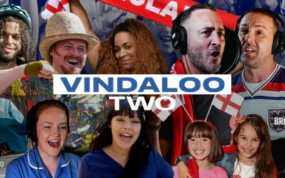 Host of celebrities release Euros 2020 song Vindaloo Two to support NHS Charities Together
